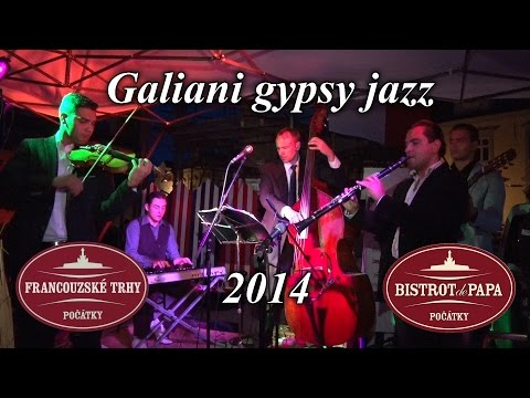 Galiani Gypsy jazz